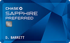 What is Chase Sapphire Preferred BIN Number? - Credit Card