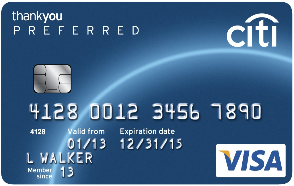 Citicards Online Login >> What is Citibank ThankYou Credit Card Payment Address ...
