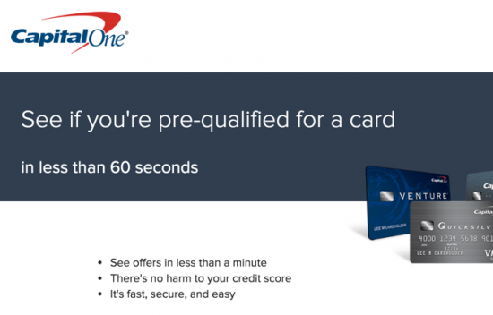 capital one credit card special offers